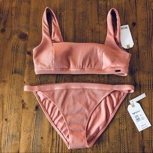 NWT Roxy Bikini Set